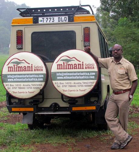 Emmanuel Simon Urassa - Mlimani Safaris Africa Founder/Director