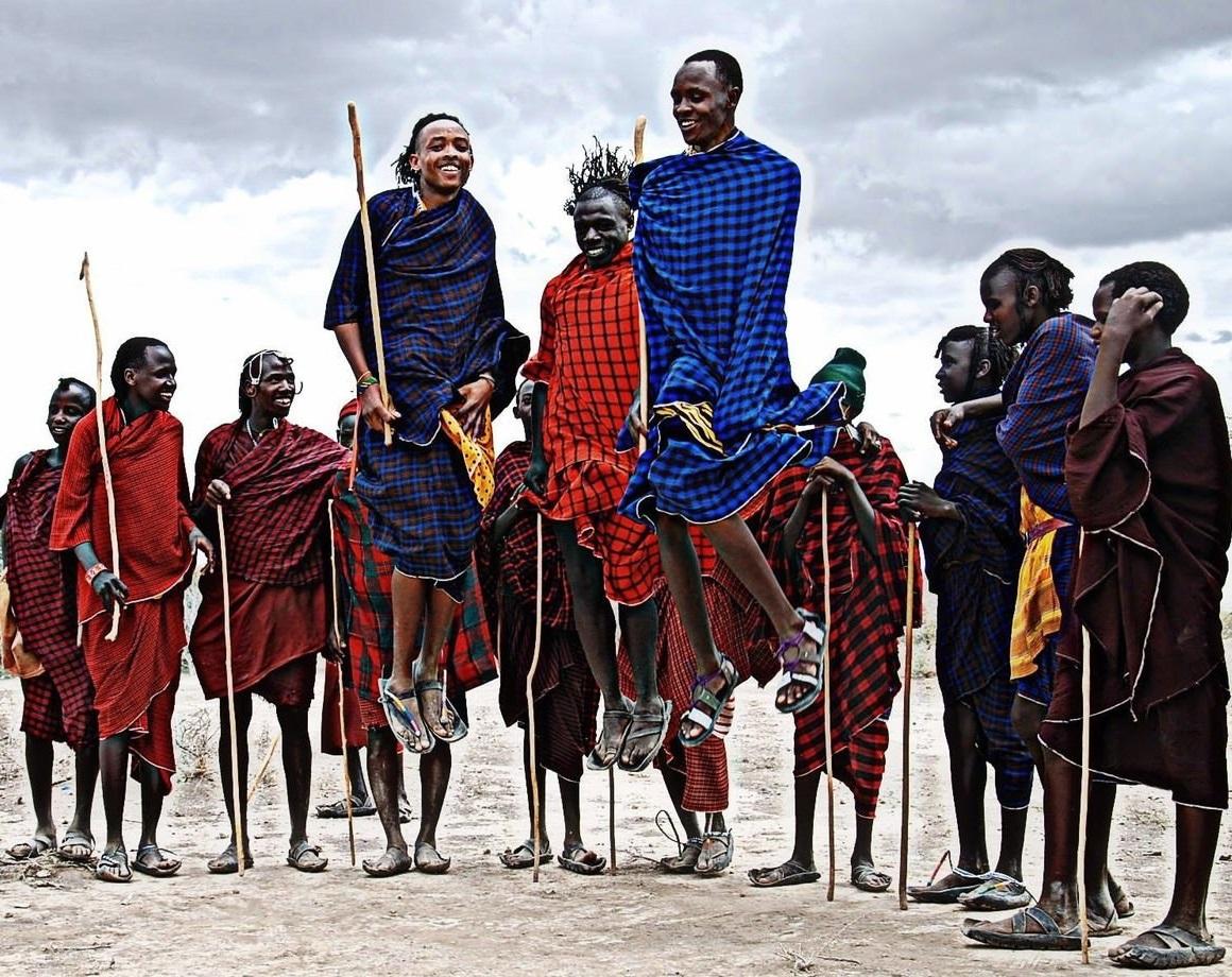 Maasai Culture Tanzania